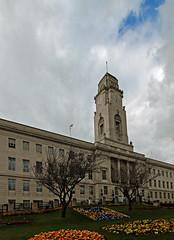 Town Hall Barnsley (Barrytaxi) Tags: photoblog photoaday 365