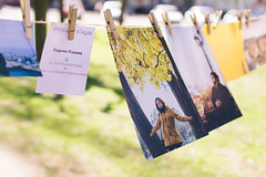 Photos Photos (Frostroomhead) Tags: pictures photos printed clothespins