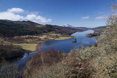 Queen's View (edenmatt) Tags: highlands view queens loch pitlochry tummel