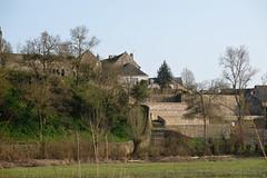 DSCF0578 (kuzdra) Tags: france spring village anjou   dene