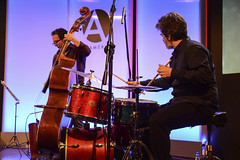 Bob Sands Quartet (Casa de Amrica) Tags: music usa americalatina guitar jazz latinoamerica msica estadosunidos saxo batera contrabajo eeuu casadeamrica iberoamerica casadeamerica casaamerica casaamrica embajadausa msicaamericana casamerica casamrica herbiecancock mesdeljazz bobsandsquartet