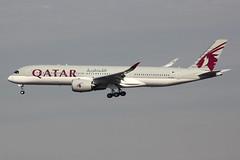 A7-ALH | Airbus A350-941 | Qatar Airways (cv880m) Tags: newyork jfk airbus kennedy oryx qatar 359 qatarairways a350 kjfk 350941 a7alh