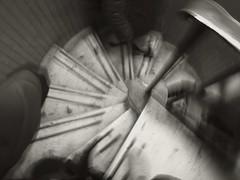 Le scale di San Pietro (mariodinicola) Tags: blackandwhite white abstract black roma scale stairs sanpietro bianco nero biancoenero ercupolone ercuppolone