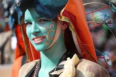 Saint Patrick's (eastwood_clint) Tags: ireland dublin green face saint day mask patrick patricks dublino maschera irlanda volto trucco