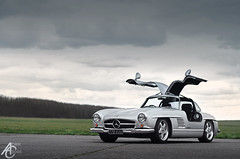 Learning To Fly (AdamC3046) Tags: auto classic cars car mercedes benz sl 200 mercedesbenz stealth 300 supercar amg vmax 300sl gullwing vivendi 2016 vmax200
