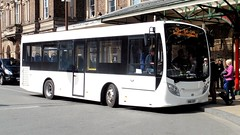 Helms of Eastham 122 - SN16 OGP (North West Transport Photos) Tags: bus e200 helms 122 enviro adl chesterrailwaystation alexanderdennis enviro200 cityraillink e20d helmsofeastham sn16ogp