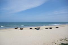 Non Nuoc Beach (suesuekhoo) Tags: blue light sky sunlight beach weather landscape seaside flickr photographer vietnam da non nang photooftheday nikon5200 nuoc flickrunitedaward suesuekhoo