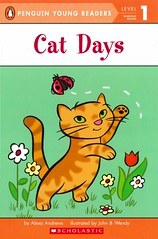Cat Days (Vernon Barford School Library) Tags: new fiction pet cats pets cat john reading book high kitten andrews reader library libraries reads kittens books read paperback cover junior novel covers bookcover alexa middle wendy vernon quick recent qr bookcovers paperbacks novels fictional grade1 readers barford softcover quickreads quickread vernonbarford rl1 softcovers readinglevel johnandwendy johnwendy 9780545929042 9780329947217 alexaandrews