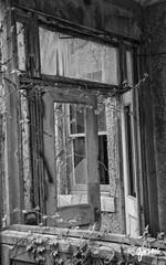 MishMash (gmckel50) Tags: door urban abandoned window hospital urbanexploration urbex abandonedhospital