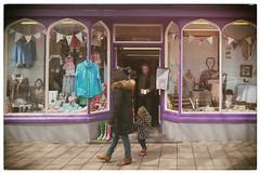 Tea? (Cheryl Meek ARPS) Tags: holiday wales kids tea shops bala