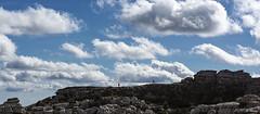 Un paseo por las nubes (svg74) Tags: sky espaa cloud naturaleza nature contraluz landscape andaluca spain paisaje cielo nubes costadelsol mlaga antequera panormica torcaldeantequera