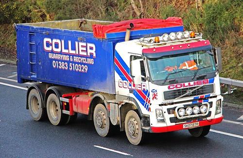 VOLVO FM - COLLIER Cowdenbeath Fife