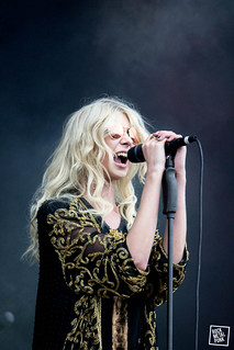 The Pretty Reckless // Shots by Charlotte Davidson
