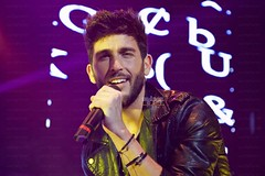 Auryn - The Night (MyiPop.net) Tags: madrid david night concierto carlos dani alvaro blas palacio directo auryn vistalegre