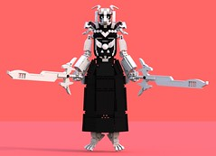 Asriel Dreemurr 6 (pb0012) Tags: game monster video lego character goat indie videogame ldd asriel indiegame undertale asrieldreemurr dreemurr
