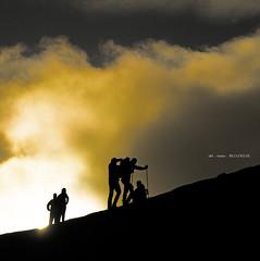 Gorbeiarantz (Jabi Artaraz) Tags: sol viento zb montaña frío niebla mendia gorbea gorbeia airelibre montañeros euskoflickr jabiartaraz jartaraz