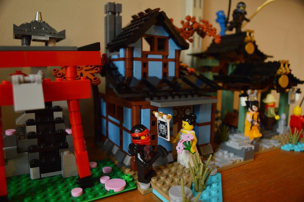 lego ninjago temple of airjitzu instructions
