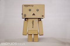 Danbo (Andyjos) Tags: amazon box version mini danbo amazoncojp danboard