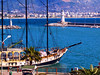 Alanya 2016, Turkey. Turkije. 011. Alanya liman. (George Ino) Tags: copyright lighthouse turkey faro turkiye antalya farol phare turkije alanya leuchtturm mediterraneansea fyrtårn denizfeneri fyrtorn middellandsezee feuerturm turkseriviera georgeino georgeinohotmailcom turkeysriviera
