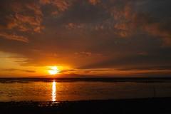 DP1M2984  Ariake Bay Sunset (Keishi Etoh rough-and-ready photoglaph) Tags: sunset sigma foveon  dp1 omuta  ariakebay dp1m dp1merrill sigmadp1merrill