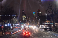 DSC_9610 (photographer695) Tags: bus night route whitechapel 205