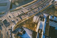 Abandoned Building   Kaunas, Lithuania (A. Aleksandravičius) Tags: old winter cold building architecture landscape europe aerial phantom aerialphotography lithuania birdseye advanced kaunas drone lietuva respublika phantom3 dji vaiduoklis viešbutis djiphantom3 phantom3advanced
