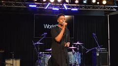 Drew Scott Live on the WorldArts Stage (worldarts00) Tags: music scott live stage drew singer worldarts druski