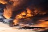 Nuvole (Emanuele Stifanelli) Tags: sunset sea sky orange clouds photo seaside nikon paint nuvole mare 1855 nikkor nikond3200 seasky amateurphotographer d3200 strangeclouds stiflele