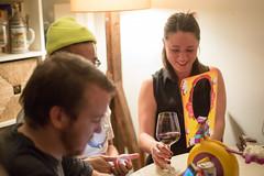 Wine & Friends (mizmareck) Tags: matt trish nye newyearseve grandprospecthall dansball