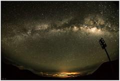 dance of stars at sunset (i.v.a.n.k.a) Tags: longexposure sunset stars lights hawaii sony nightsky bigisland alpha ivana maunakea milkyway ivanahesova ivanadorn