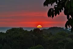 Sunset (SteveVonHerman) Tags: sunset ojochal