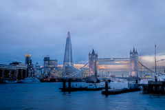 IMG_0397.jpg (RCARCARCA) Tags: sky london thames clouds towerbridge canon river evening cityhall bluehour shard riverthames development cloudscape g7x