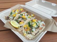 Fish Tacos (xelipe) Tags: tacotruck fishtacos foodtruck