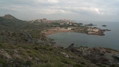 A view of the coast - Cartagena walk 1 (Jackie & Dennis) Tags: coast spain murcia cartagena calblanque