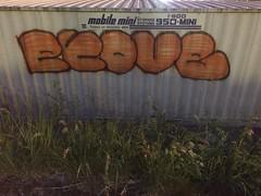 Prove (kozemchuk) Tags: graffiti prove nbd