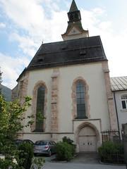 2012 08 25 Austria - Tirolo - Schwaz_1945 (Kapo Konga) Tags: austria chiesa tirolo schwaz