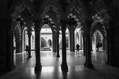 Palacio de la Aljafera (Sandro Albanese) Tags: art modern de design la spain europa europe expo zaragoza espana spagna palacio saragozza aljafera