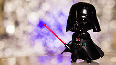 DSC07043 (las_kecap) Tags: light storm trooper toys star bokeh sony arts lucas darth saber stormtrooper lightsaber wars f3 vader darthvader nex nendoroid