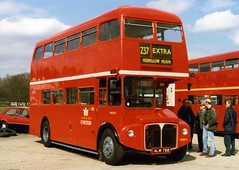 London United RM2078 (Vernon C Smith) Tags: london united rally cobham routemaster brooklands