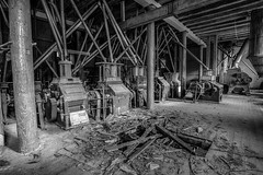 Millers' Delight (leroysfotos) Tags: mill abandoned lost mhle lp urbex getreide lostplaces lostplace