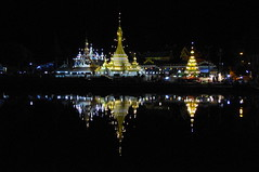Mae Hong Son, Thailand (ARNAUD_Z_VOYAGE) Tags: street city building art beach nature architecture landscape thailand asia state action country capital southern portion southeast peninsula region department indochina municipality indochinese