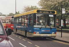 Photo of 336, M716 OMJ, Volvo B6 (t.1996)