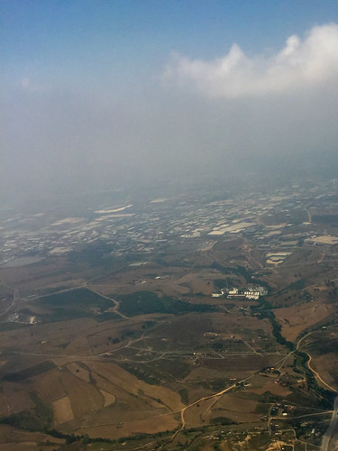 Flying to Diyarbakır