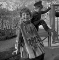Fun in the park (theirhistory) Tags: girls boys hat fashion children clothing russia coat cap 1960s wellingtons sovietunion ussr cccp englandlondon