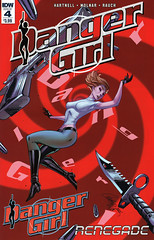 Danger Girl: Renegade 4 (FranMoff) Tags: red comicbooks campbell renegade dangergirl jscottcampbell abbeychase