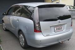 2004 Mitsubishi (D70) Tags: 2004 speed wagon 4 engine automatic petrol mitsubishi jobbie grandis 2370cc