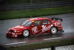 Nürburgring Eifelrennen 1994 DTM Francia Alfa Romeo 155 V6TI/94 (dieter.gerhards) Tags: alfa romeo 1994 dtm francia nürburgring eifelrennen