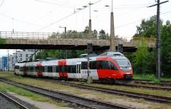 Bregenz 19.09.2011 (The STB) Tags: zug bregenz talent bahn bb bombardier br4024 sterreichischebundesbahnen bb4024
