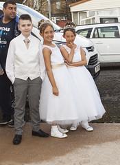 The Wedding of Margarita and John (craig antony spence) Tags: wedding bridesmaids pageboy