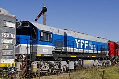 9703 GM-EMD GT22 (claudiog.carbone) Tags: generalmotors ypf emd 9703 ferrosurroca ferrocarrilesargentinos gt22 gmemd fepsa ferrocarrilgeneralroca ferrocarrilgeneralbelgrano